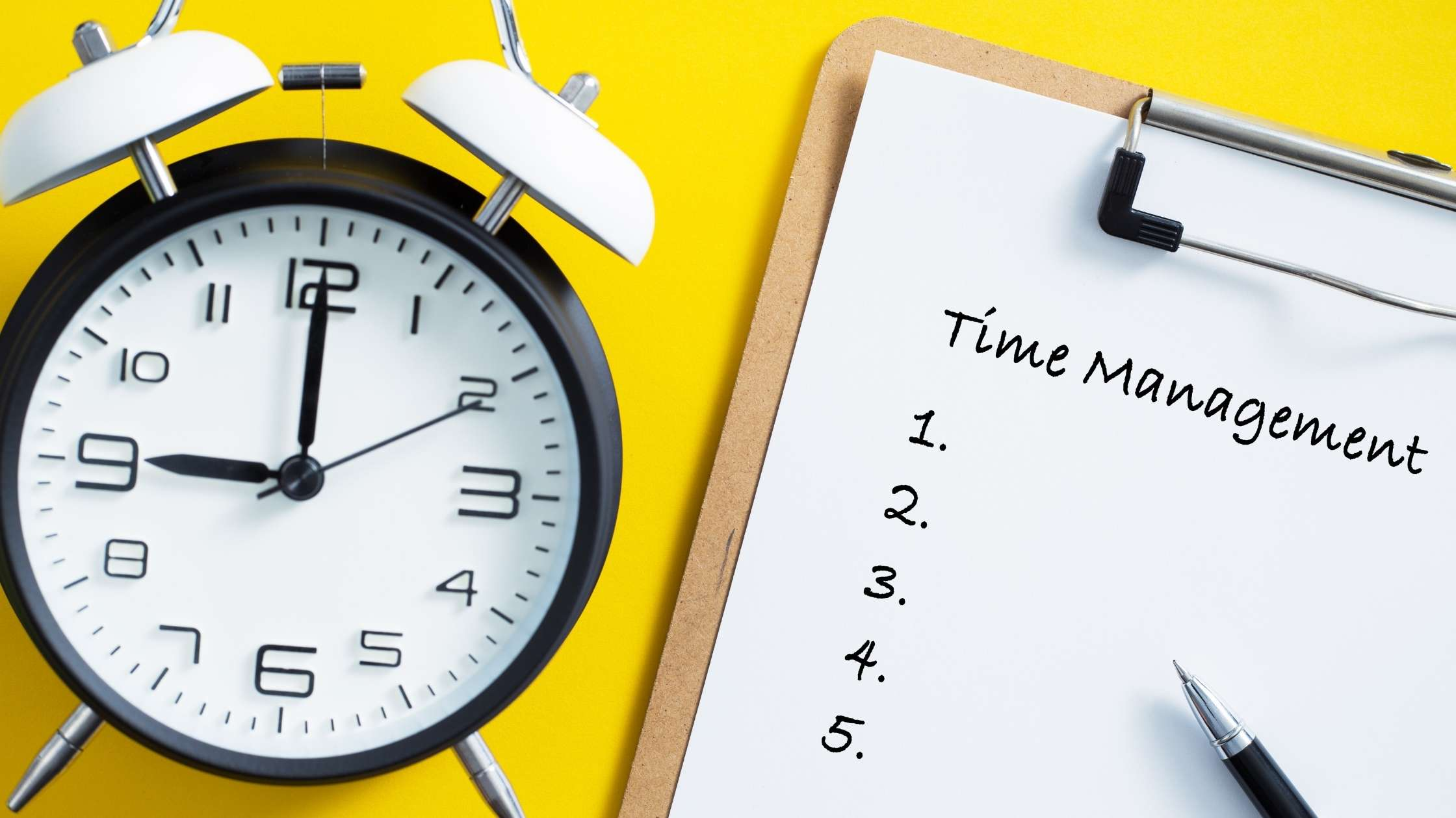 Make The Most Of Your Time: Simple Tips And Tricks